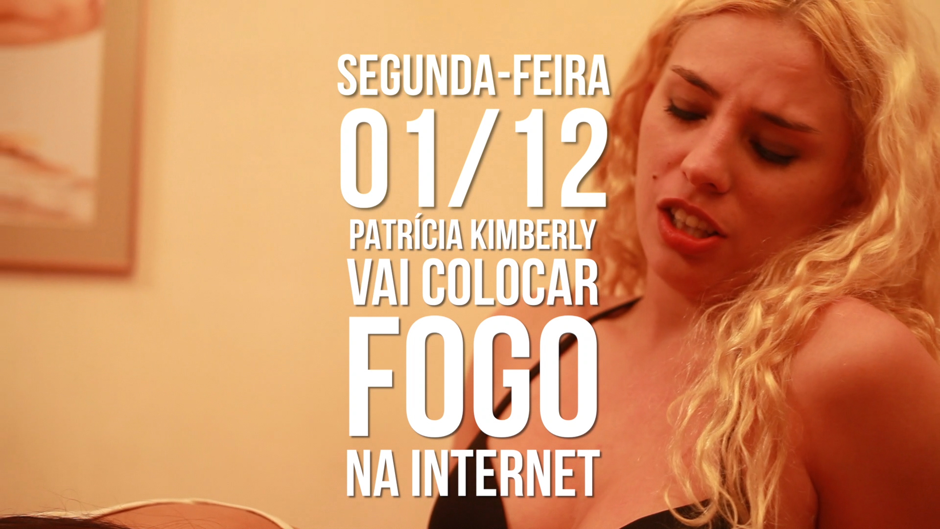 Patrícia Kimberly Ao Vivo no Sexy Hot